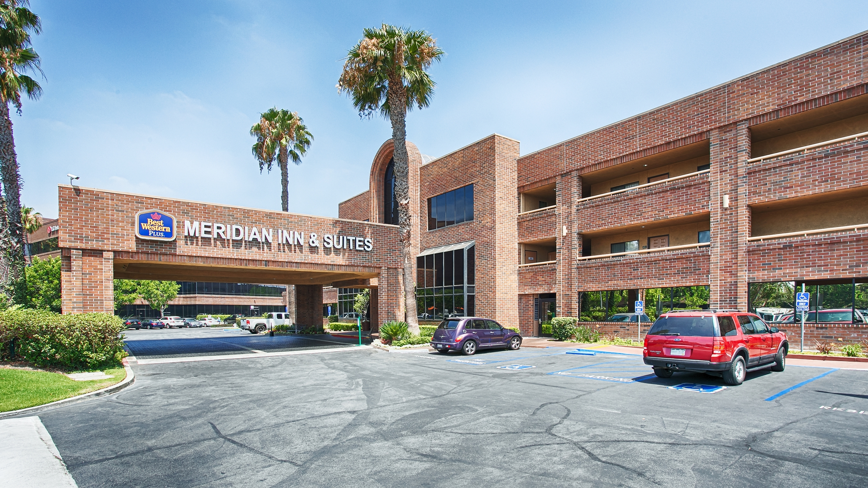 Best western plus meridian inn suites anaheim orange for Hotels orange