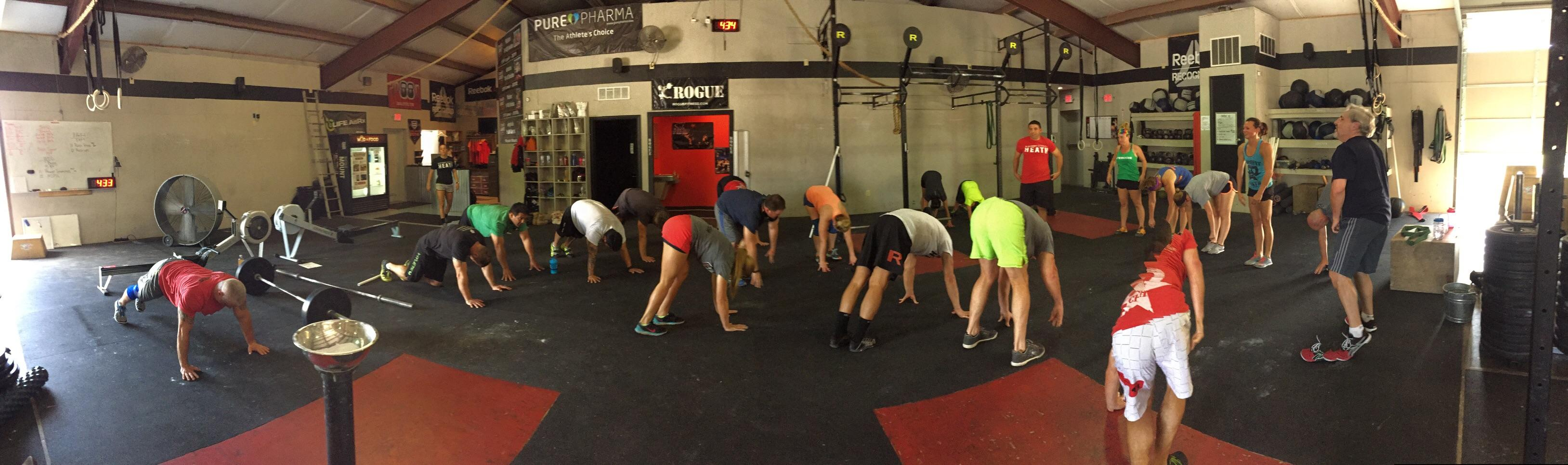 CrossFit Heath