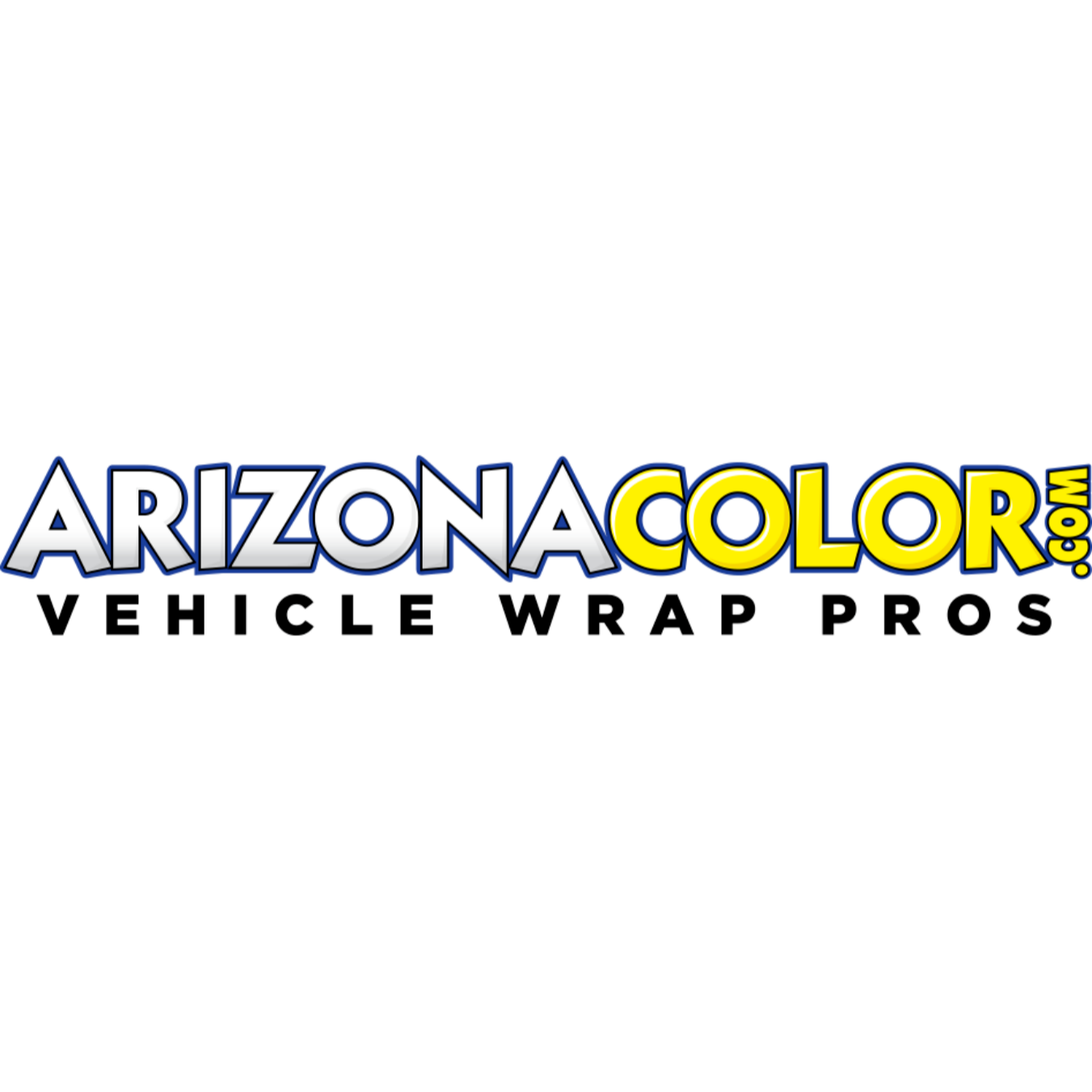 Arizona Color Vehicle Wrap Professionals, the Original Wrap Shop!