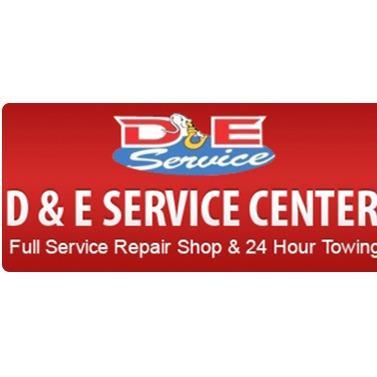 D & E Service Center
