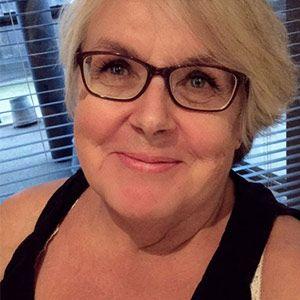 Psykoterapeutti ja psykologi Anja Pelardis