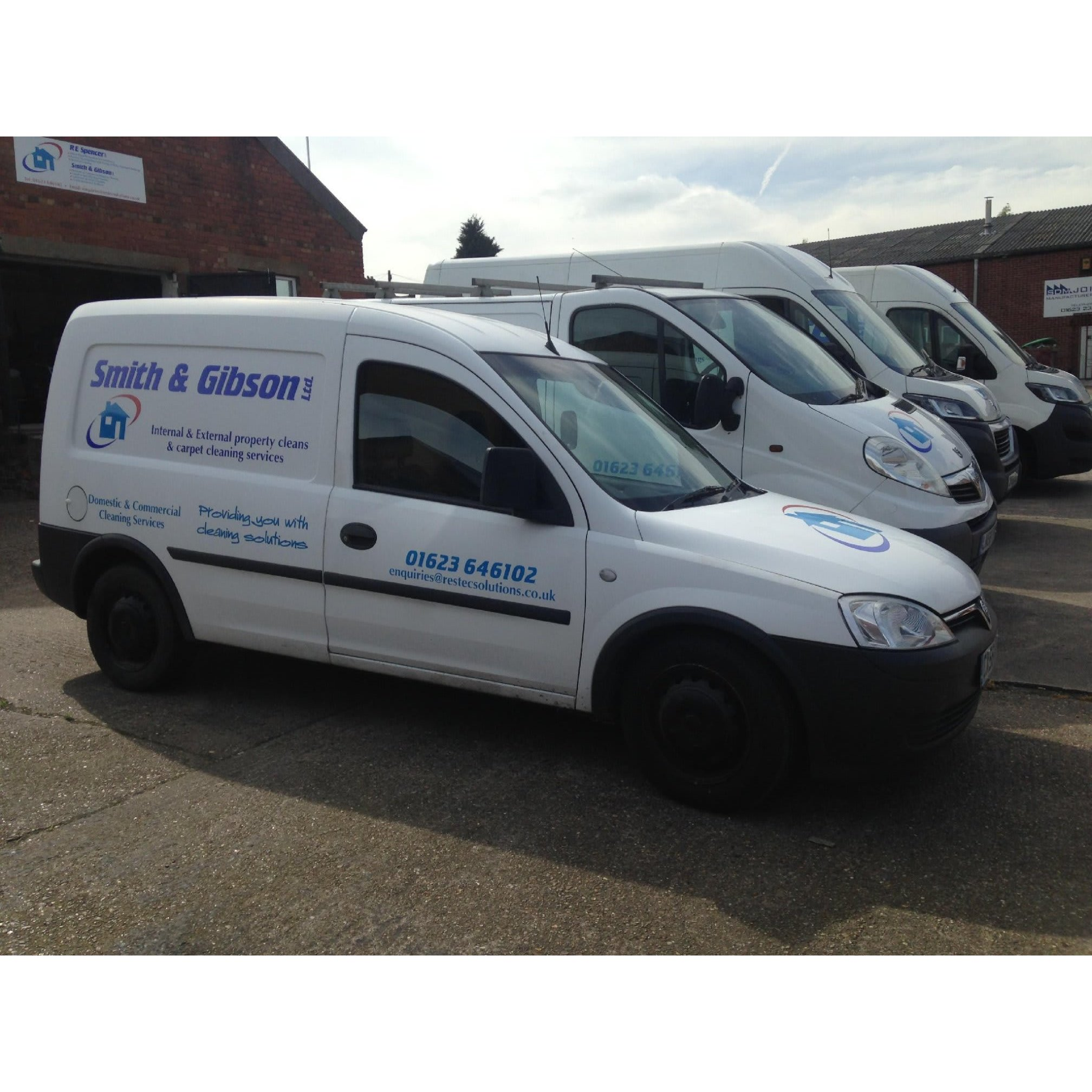 Smith & Gibson Ltd - Mansfield, Nottinghamshire NG18 5QP - 01623 646102 | ShowMeLocal.com
