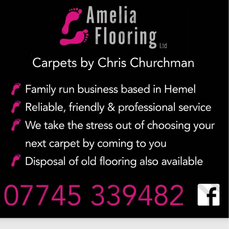 Amelia Flooring Ltd - Hemel Hempstead, Hertfordshire HP2 6AB - 07745 339482 | ShowMeLocal.com