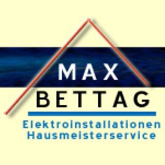 Logo - Max Bettag Elektroinstallationen & Hausmeisterservice München