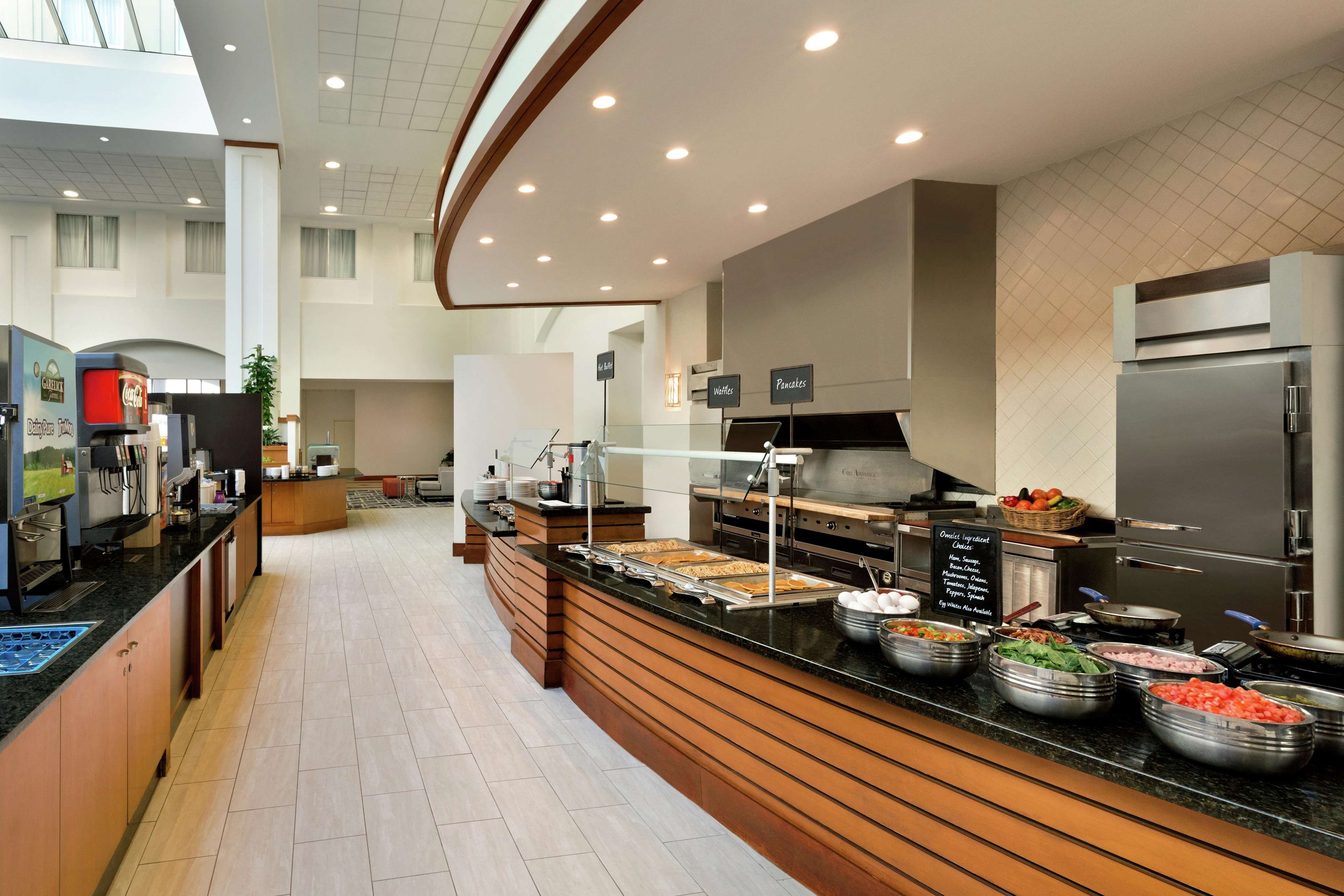 Embassy Suites By Hilton Boston At Logan Airport Boston