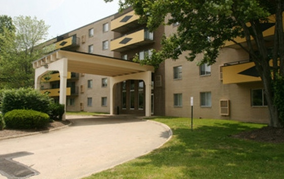 Northfield Park Apartments Bedford Ohio