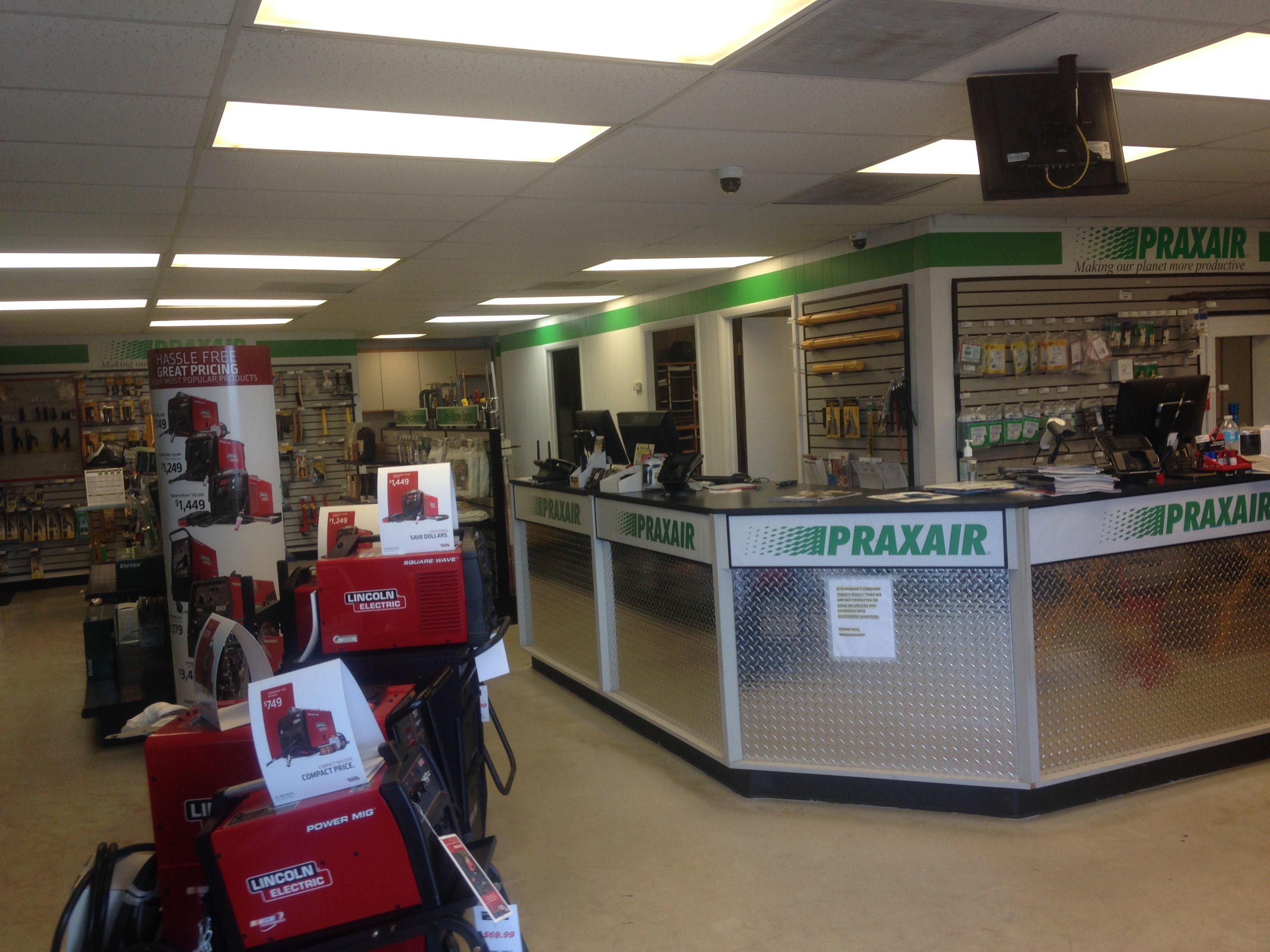 Praxair Welding Gas And Supply Store Phone 410 354 0700