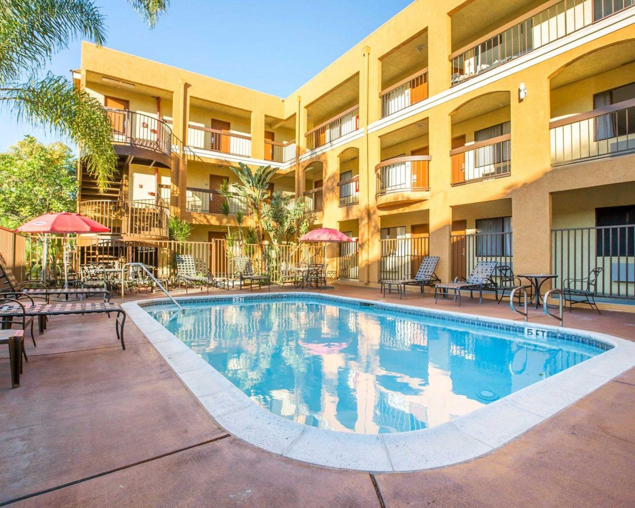 Quality Inn – Affordable Hotels in Anaheim, CA