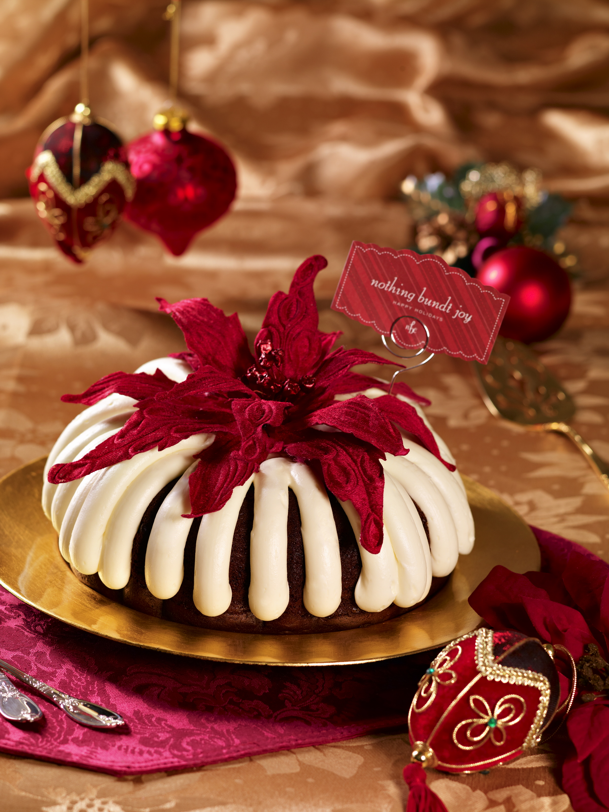 Decorated Bundt Cake Cake Ideas And Designs