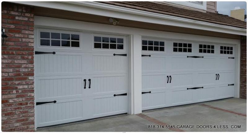 Local garage doors 4 less in canoga park ca 91303 for Local garage door