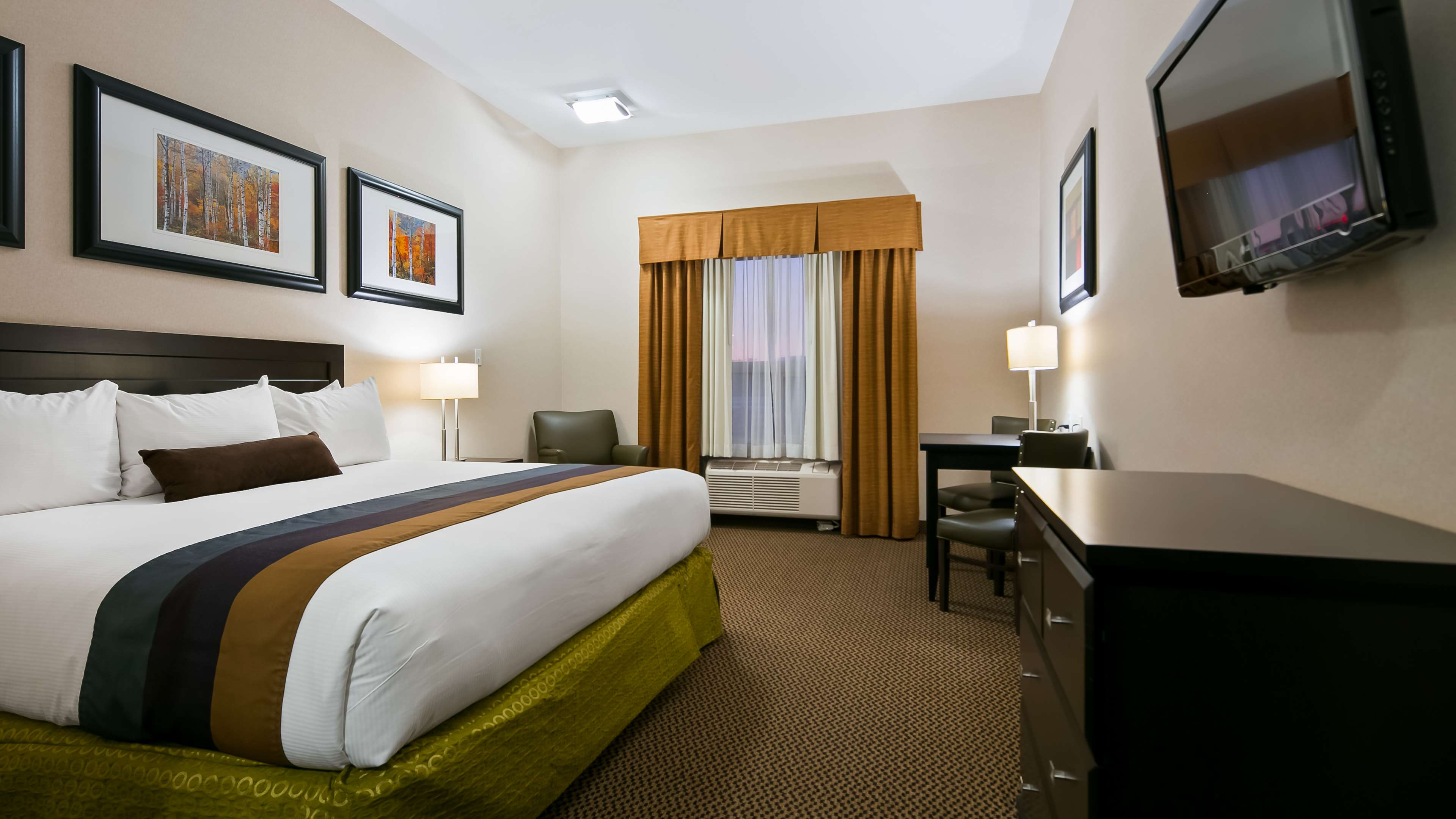 We designed our Barrier Free room fo Best Western Wainwright Inn & Suites Wainwright (780)845-9934