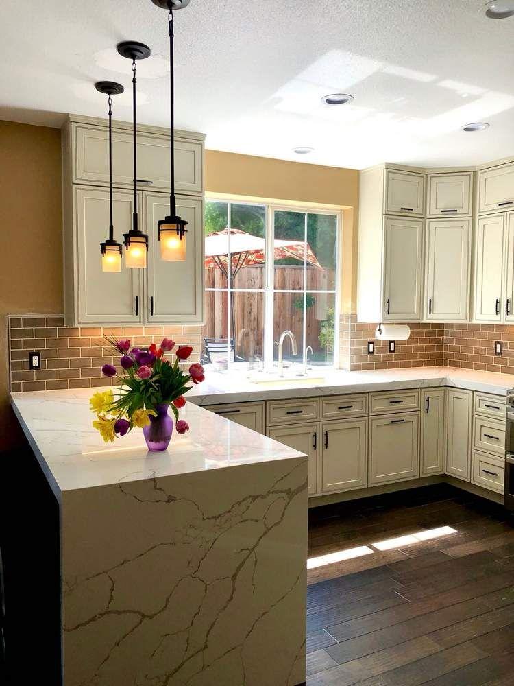 Kitchen remodel in San Jose