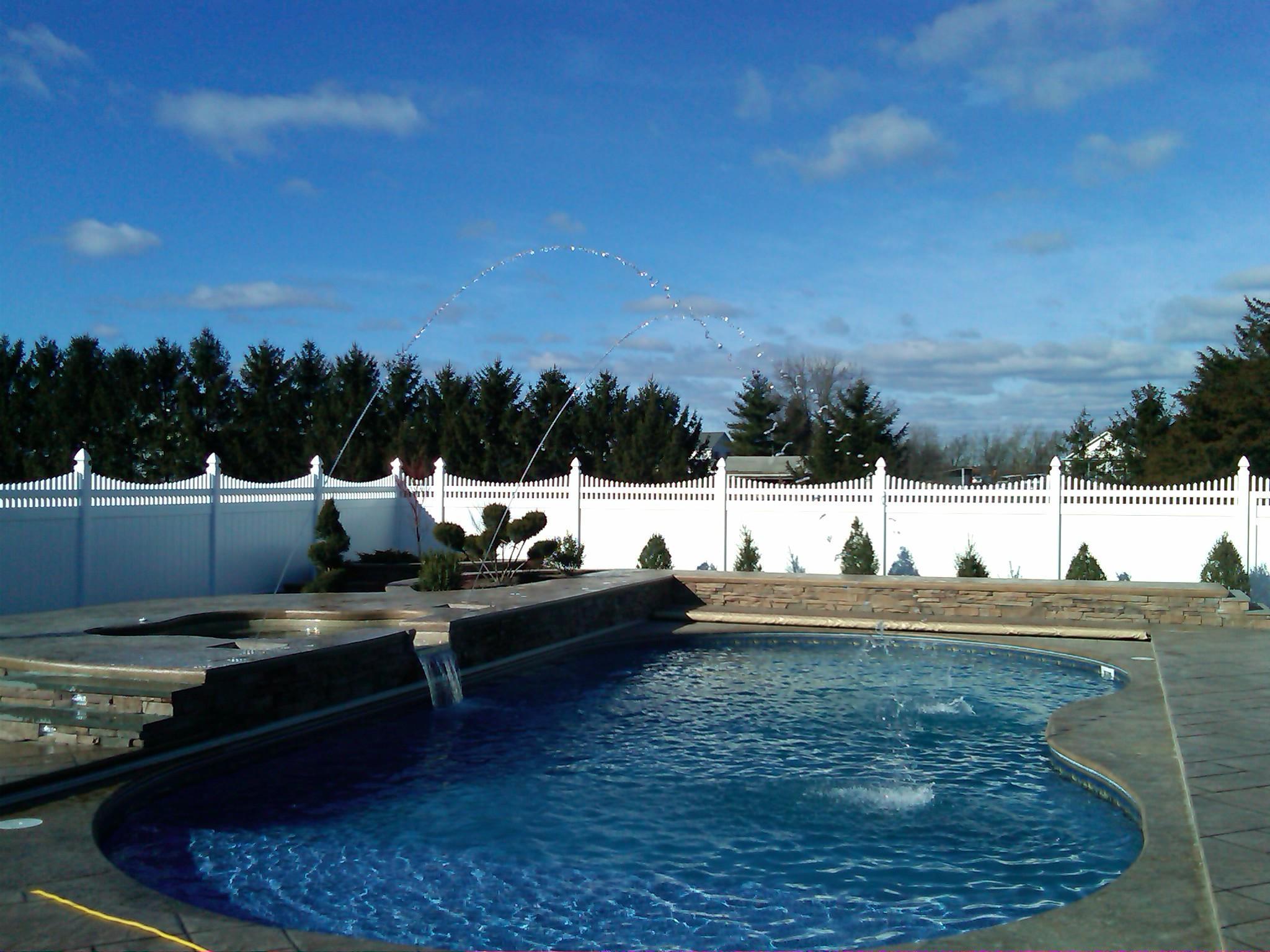 Royal Pools Construction image 1