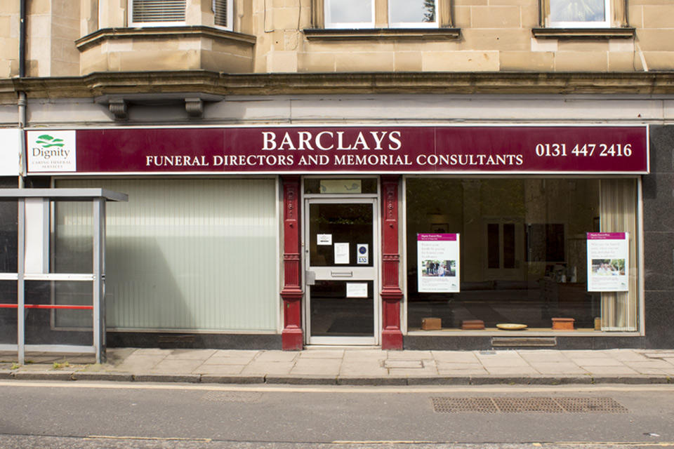 Barclays Funeral Homes