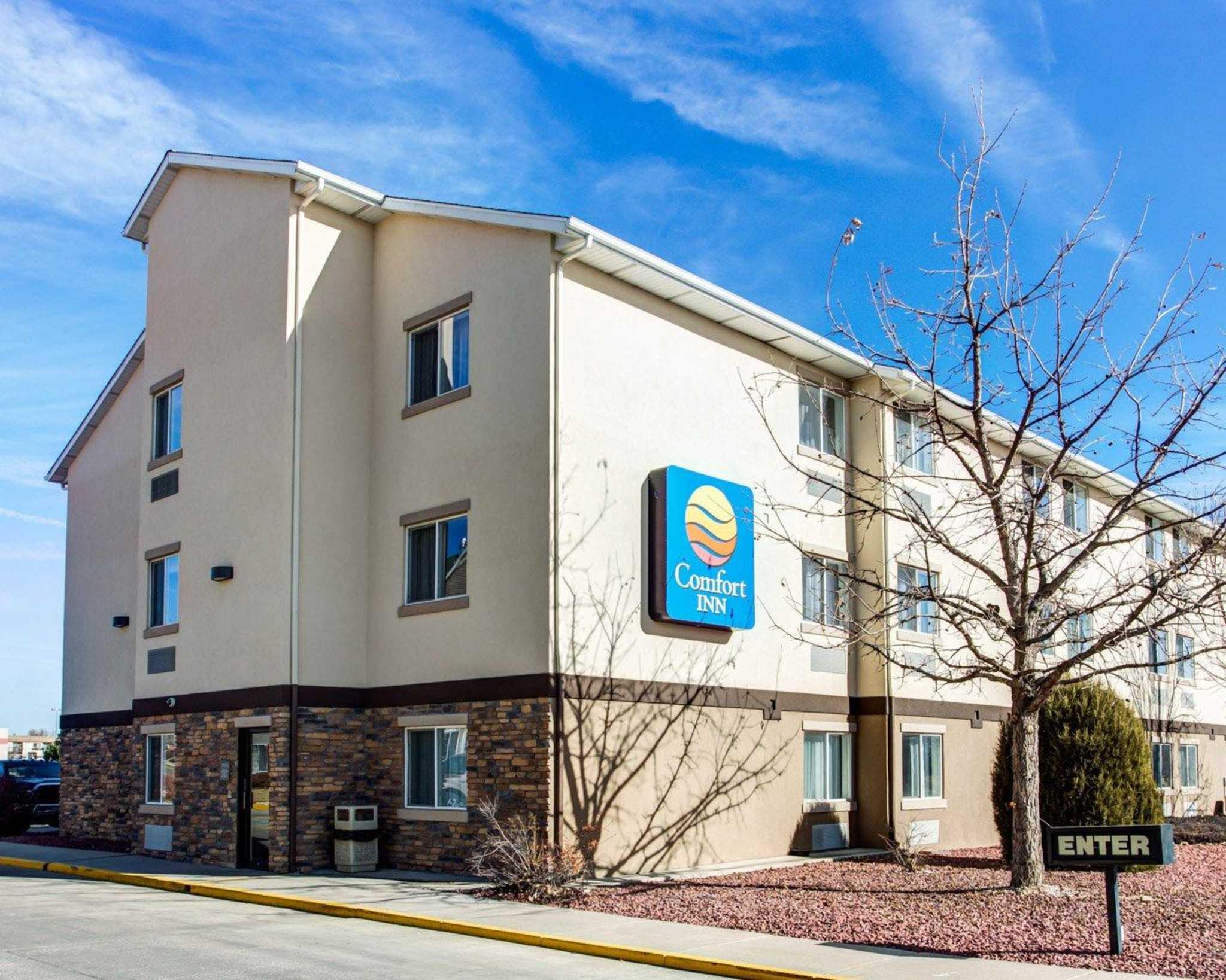Comfort Inn Greeley Colorado Co Localdatabase Com
