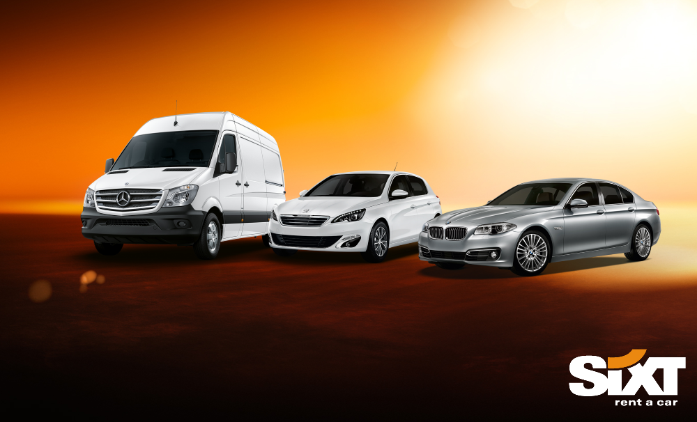 Sixt Car Hire Bristol Airport