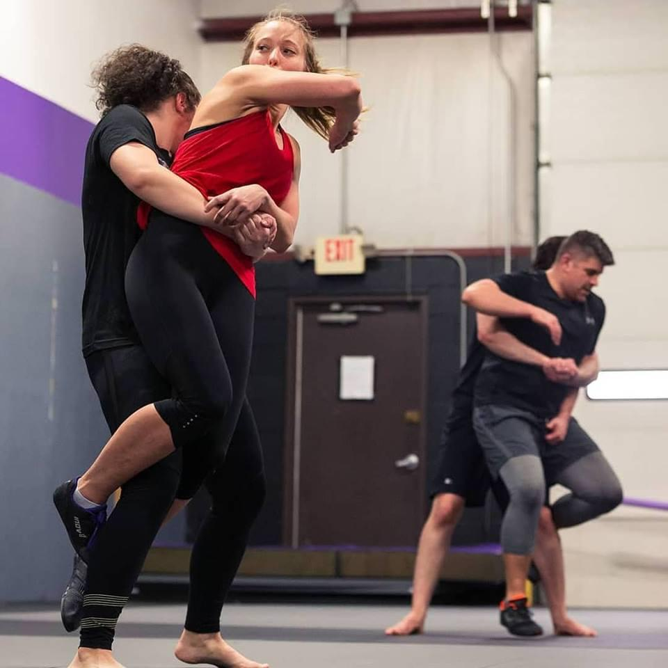 Endeavor Defense & Fitness