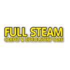 Full Steam Carpet & Upholstery Care