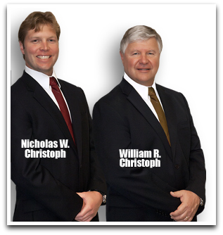 Christoph Law Offices - ad image