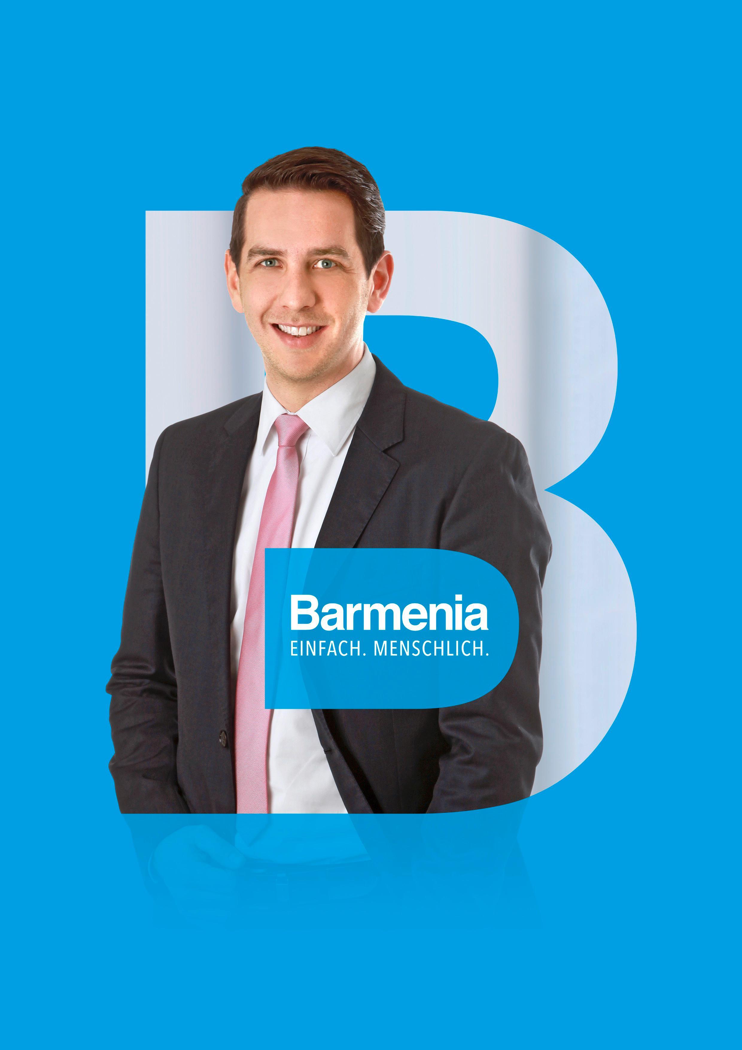 Oliver Frauscher ist Geschäftsführer der N. C. Leasing GmbH und Ihr Ansprechpartner für die Barmenia Versicherung in Weißensberg.