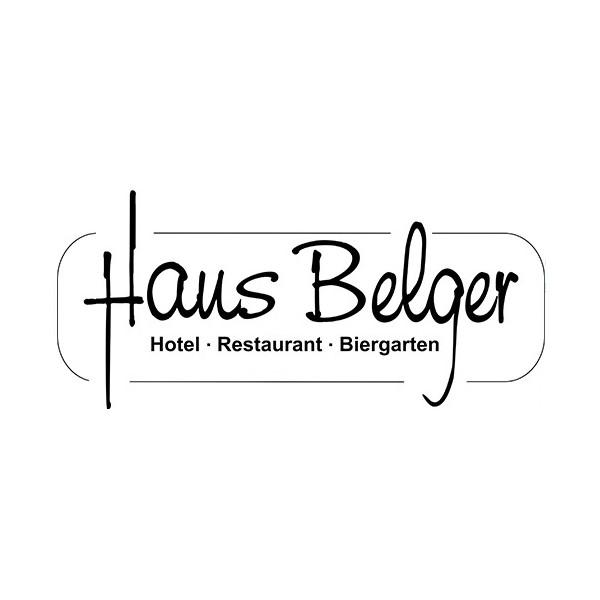Haus Belger - Hotel Restaurant Biergarten