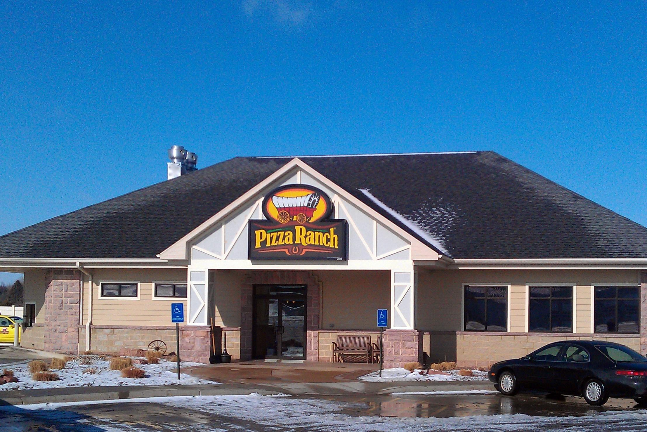 Pizza Ranch, Sioux Falls: See 63 unbiased reviews of Pizza Ranch, rated of 5 on TripAdvisor and ranked #50 of restaurants in Sioux Falls.