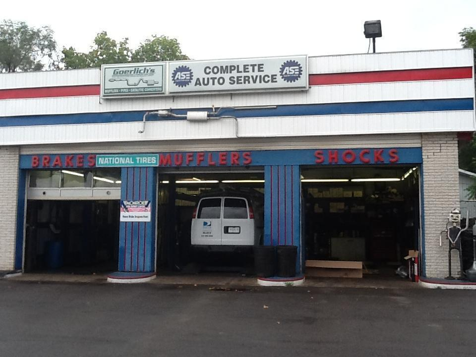 Main auto care mufflers brakes coupons near me in la for Laporte indiana phone directory
