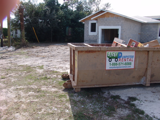 Images Easy Dumpster Rental