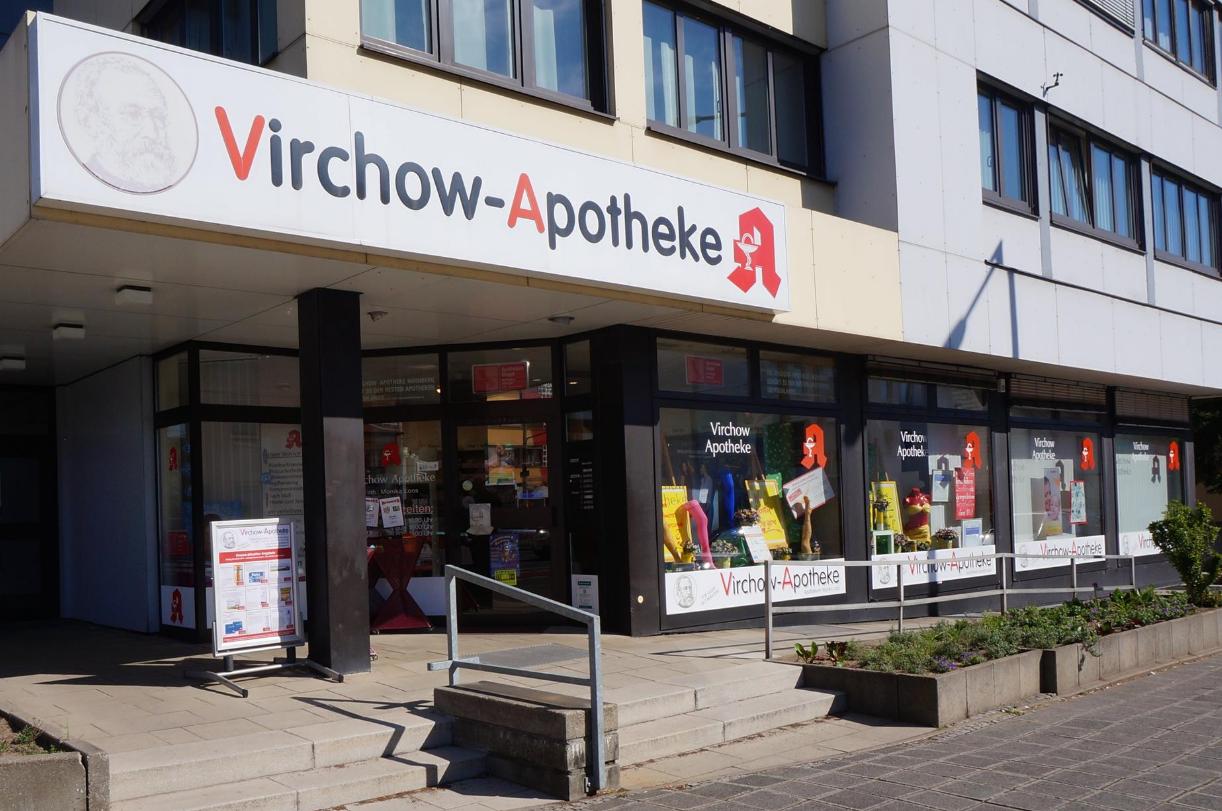 Foto de Virchow-Apotheke Nürnberg
