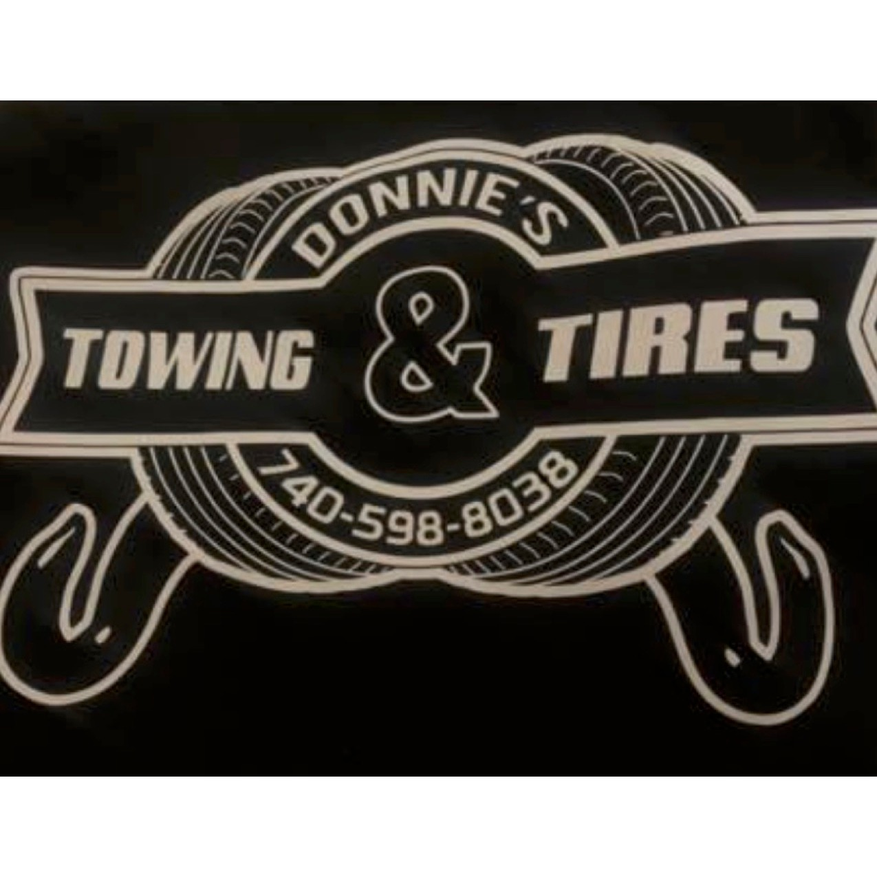 Donnies Towing And Tires LLC Logo