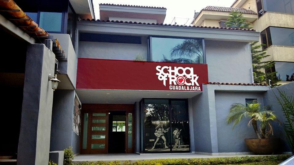 School of Rock Guadalajara