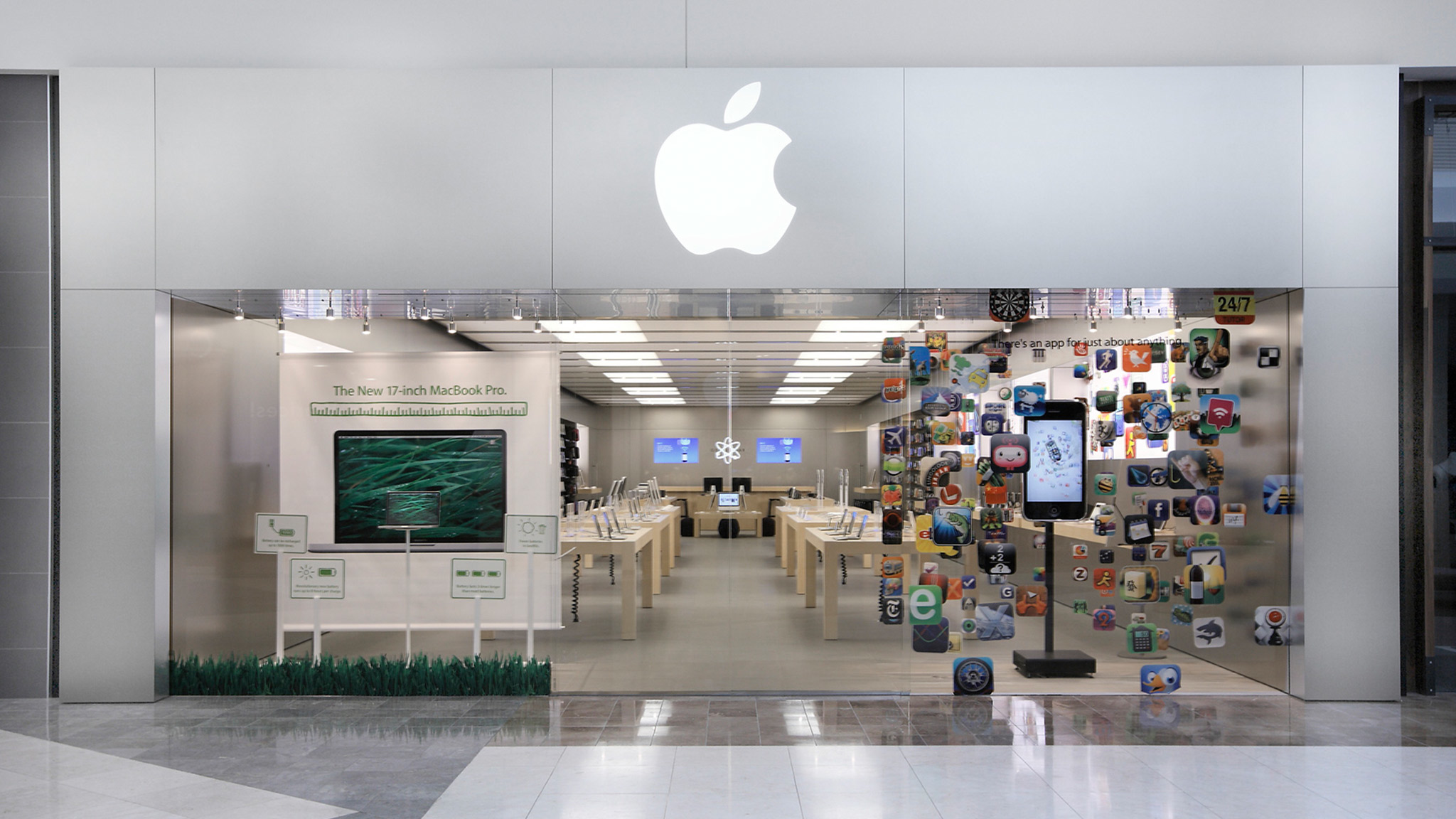 Apple Robina - Robina Town Centre, QLD 4230 - (07) 5667 0400 | ShowMeLocal.com