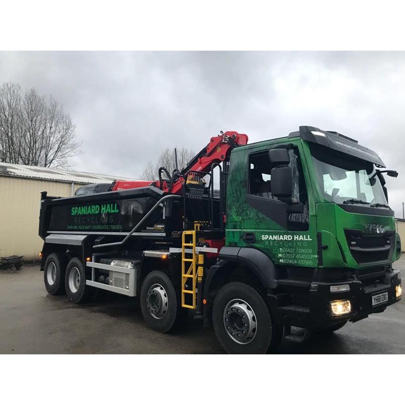 Spaniard Hall Recycling Ltd - Halifax, West Yorkshire HX3 7TG - 01422 728608   ShowMeLocal.com