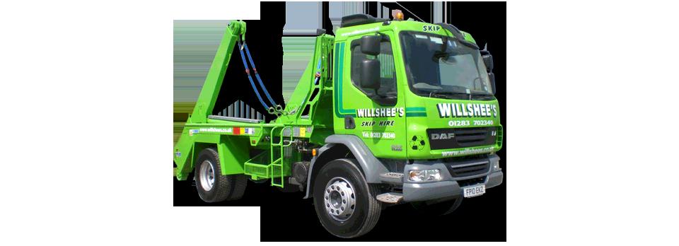 willshee 39 s skip hire burton on trent waste disposal. Black Bedroom Furniture Sets. Home Design Ideas