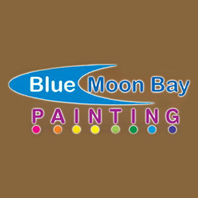 Blue Moon Bay Painting