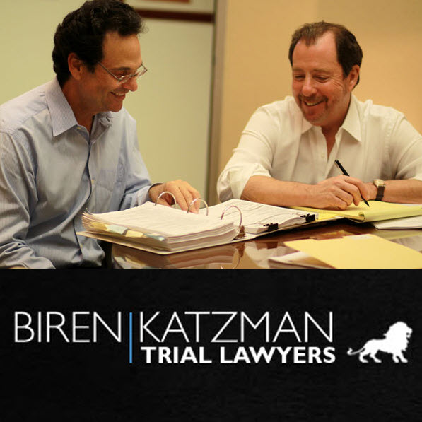 BIREN KATZMAN Trial Lawyers - ad image