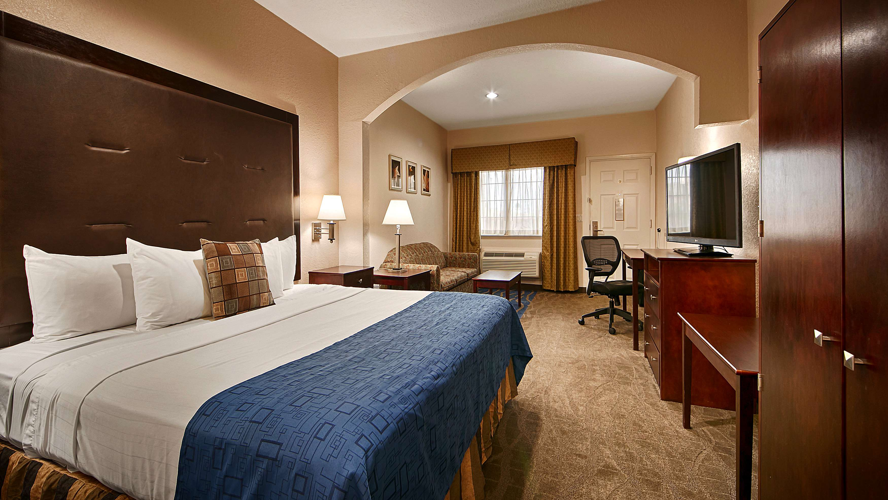 Best Western Windsor Suites Houston Texas Tx