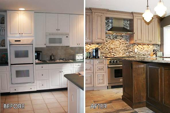 Tnt painting remodeling llc troy missouri mo for Kitchen renovations centurion