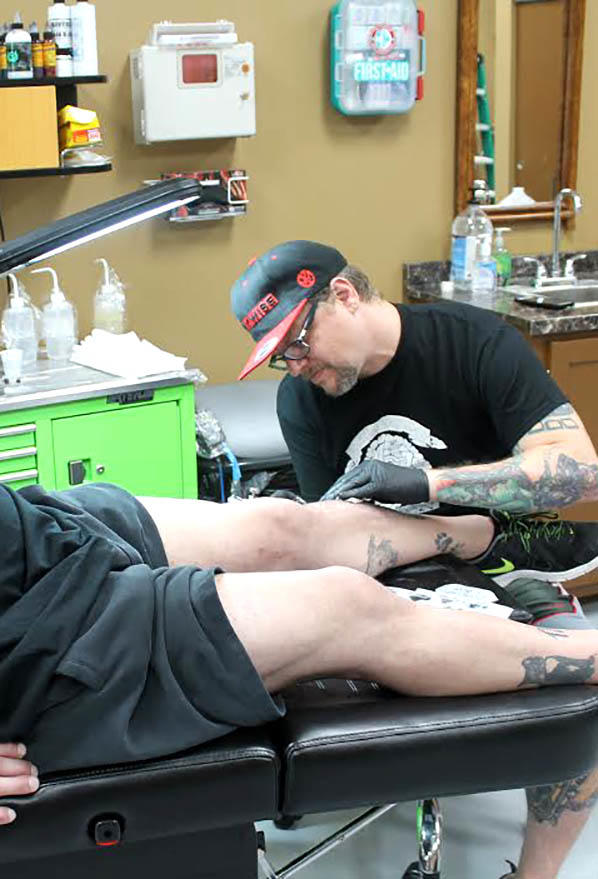 Phoebus tattoos saint petersburg florida fl for Local tattoo shops near me