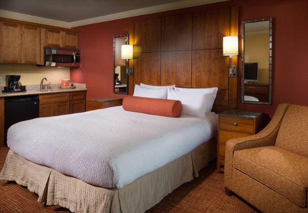 Marriott Residence Inn Treasure Island Florida