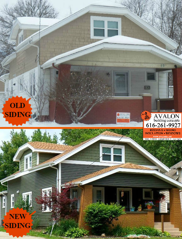 Avalon Building Concepts In Grand Rapids Mi Roofing Contractors