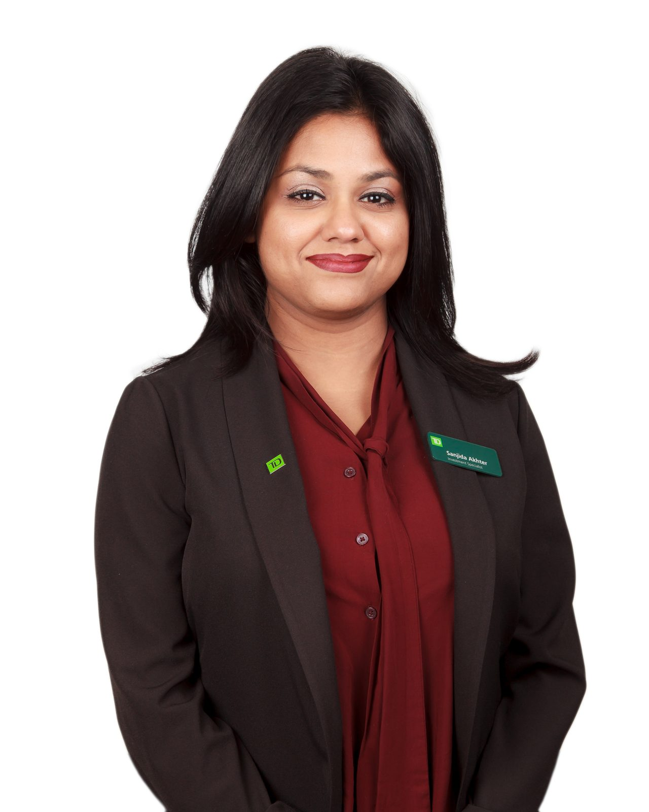 Sanjida Akhter - TD Investment Specialist