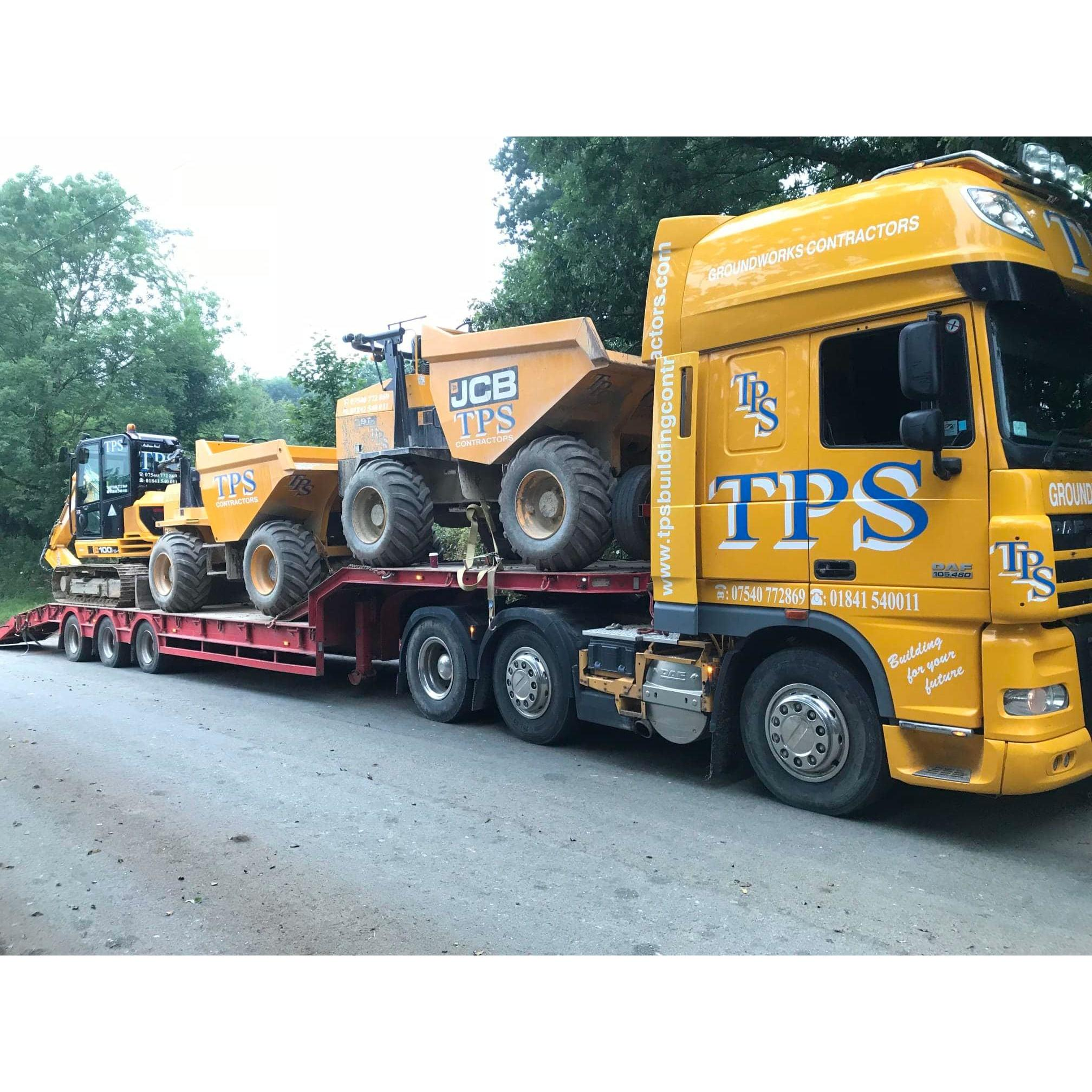 TPS Building Plastering & Groundworks Contractors - Wadebridge, Cornwall PL27 7RN - 01841 540011 | ShowMeLocal.com