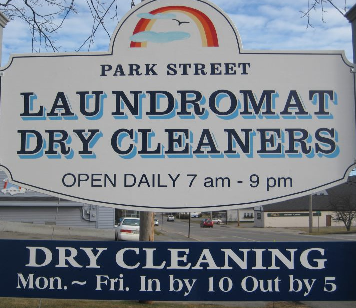 Park Street Laundromat & Dry Cleaners - Rockland, ME - Laundry & Dry Cleaning