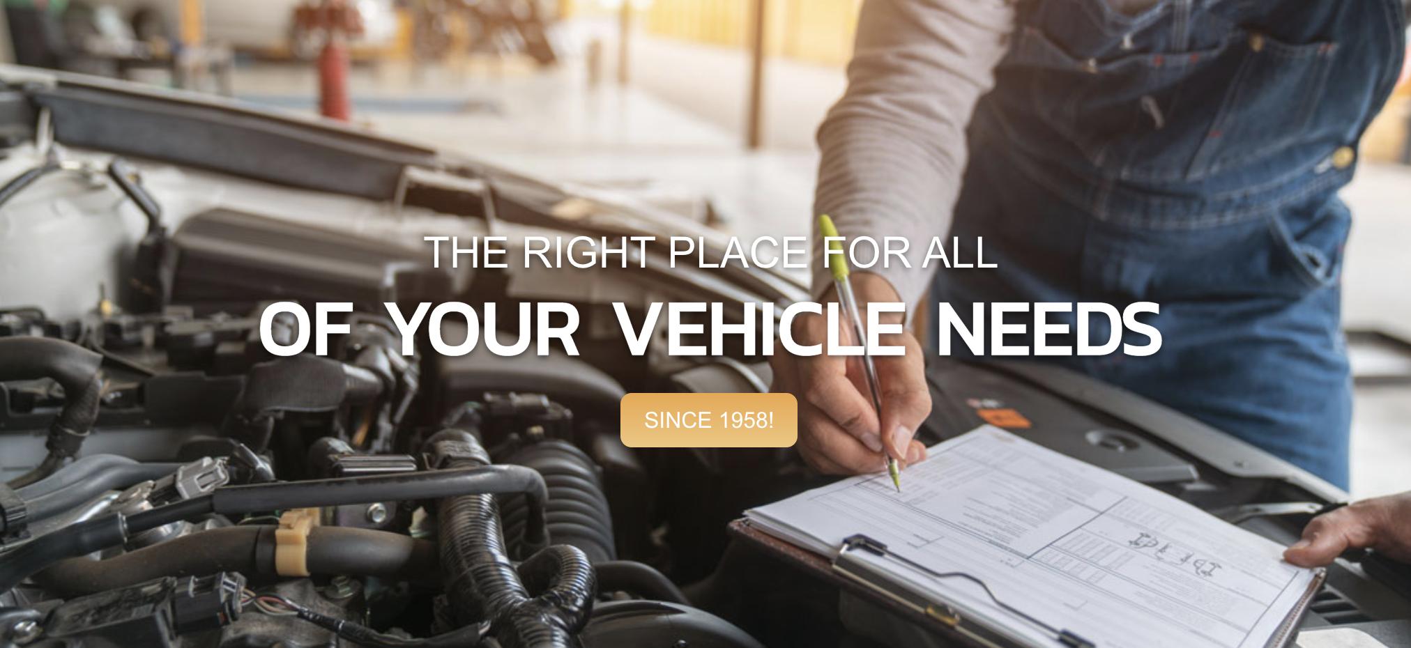 Hudson's Automotive Service