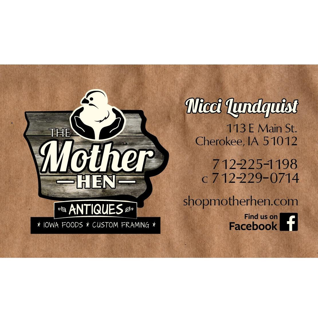 The Mother Hen - Cherokee, IA 51012 - (712)229-0714 | ShowMeLocal.com