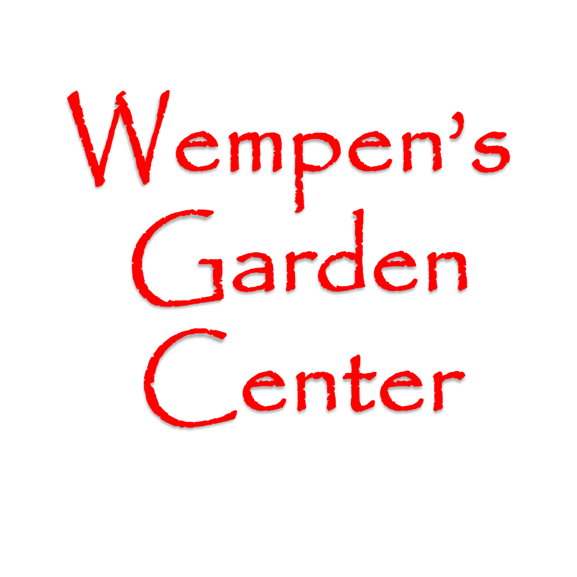 Wempen's Garden Center Logo