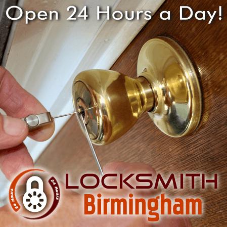 Locksmith Birmingham AL