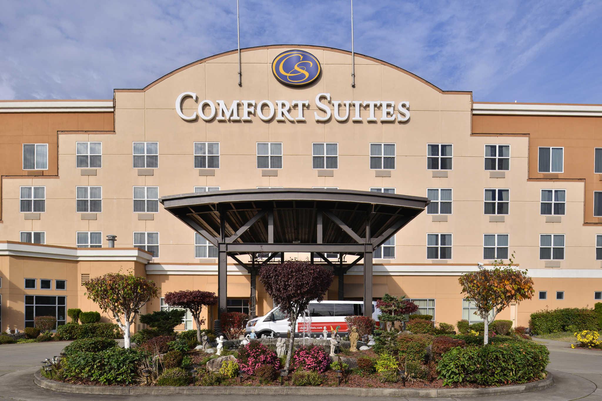 Comfort Suites Airport Tukwila Washington Wa