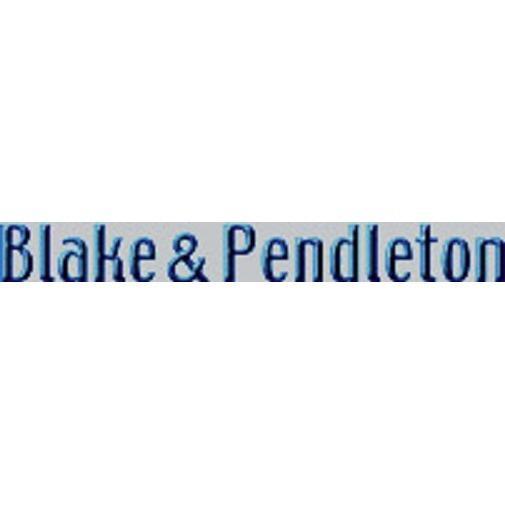 Blake & Pendleton